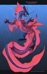 [A3] Red Salamander