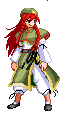 Mio's Sprites and Edits. Mb_meiling_sprite__by_excahm-d5wx8ap
