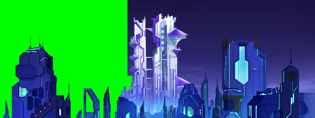 Excahm´s WIPs. - Page 5 Citybuildings_by_excahm-d7oo63j