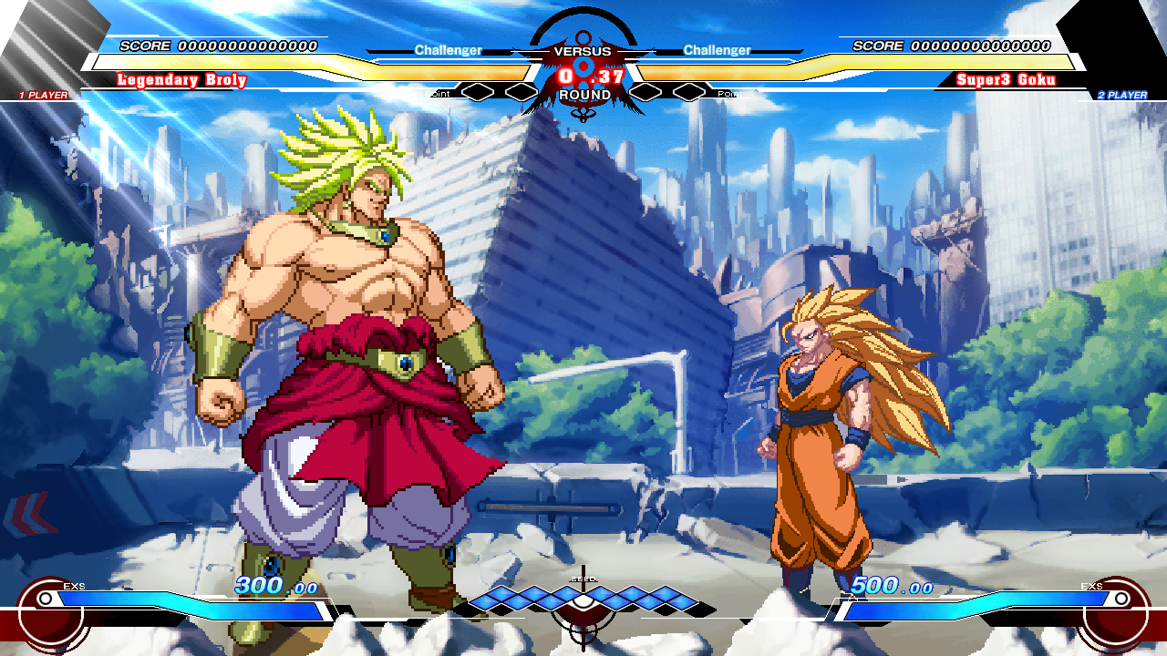 Broly by Boyboyz Released (11/07/2015) Mugen003_by_excahm-d90wpug