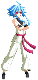 Sprite: White Karate. by excahm