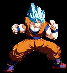 Sprite: Goku Super Saiyan Blue