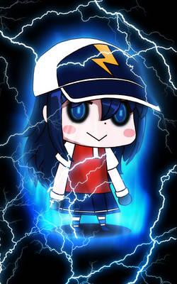 OC: ThunderForce Angel [FateGO style]