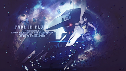 CM3D2: [OC] Fade in Blues