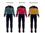 Star Trek Uniform Concepts 2: Lucky 7s by TheApprentice225
