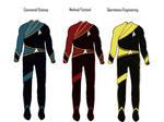 Star Trek Uniform Concepts 3: Exotics by TheApprentice225