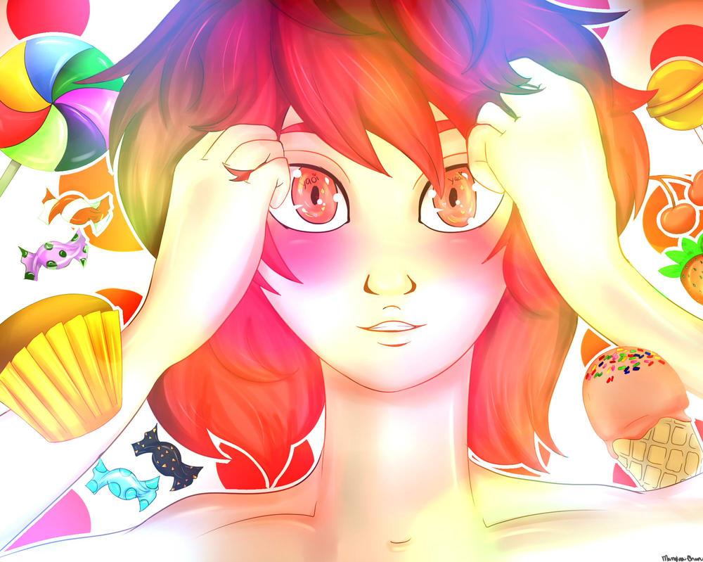 Sweet madness by Manglina-Chan