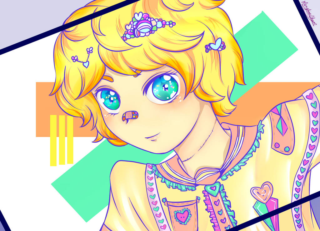 Little Cute by Manglina-Chan