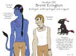 Avatar OC Brent Erington