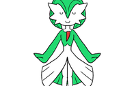 Animated Dancing Gardevoir by The-Clockwork-Crow