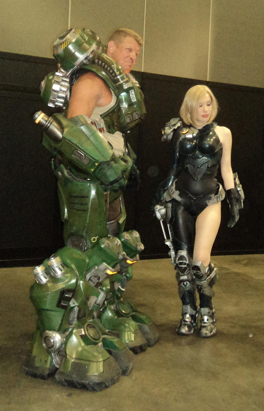 AX 2012 Firefall by The-Clockwork-Crow