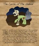 Curious Conditions: The Curse of the Zompony