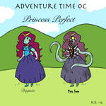 Adventure Time OC Princess Perfect