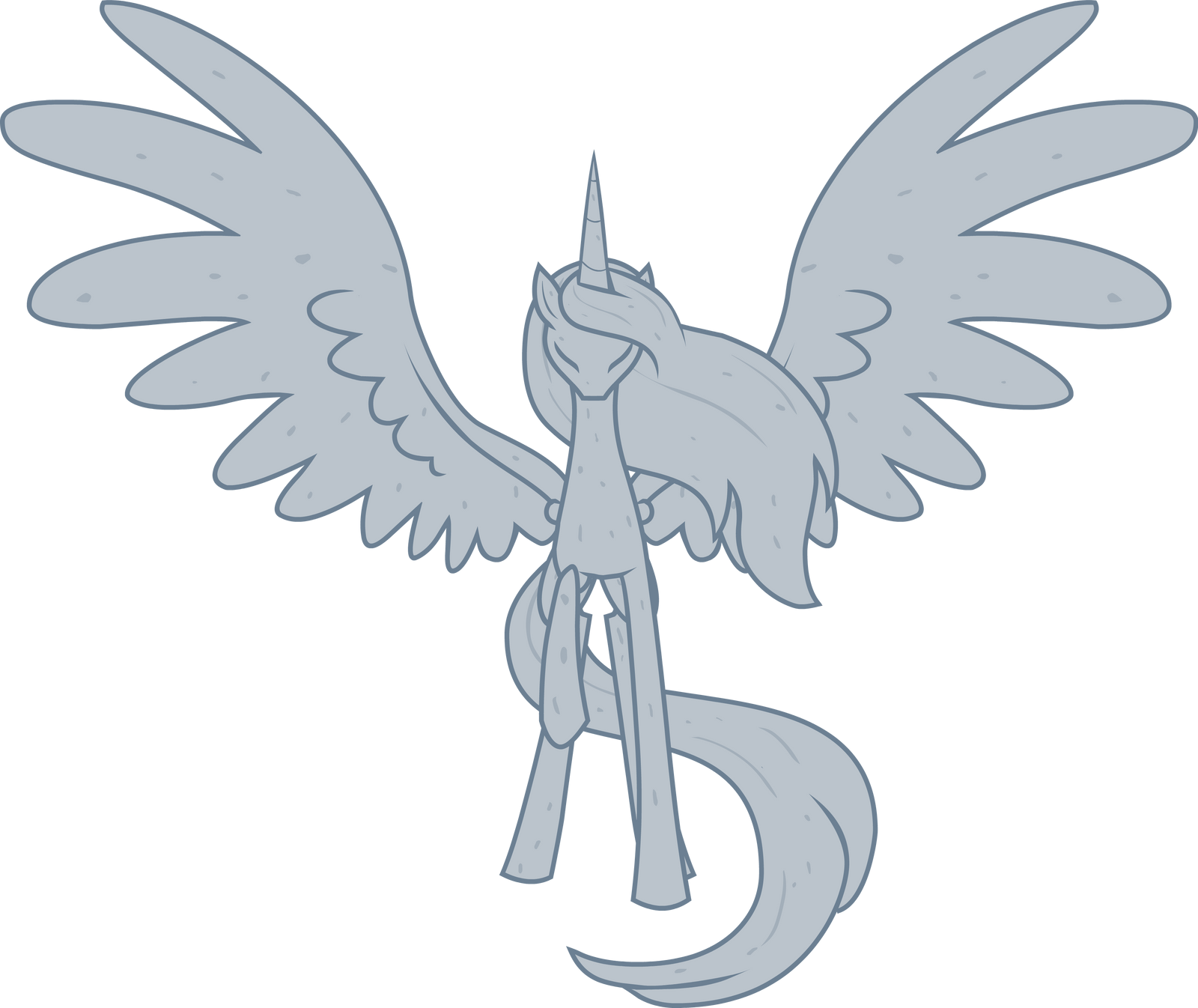 Mlp Alicorn Base Pictures To Pin On Pinterest