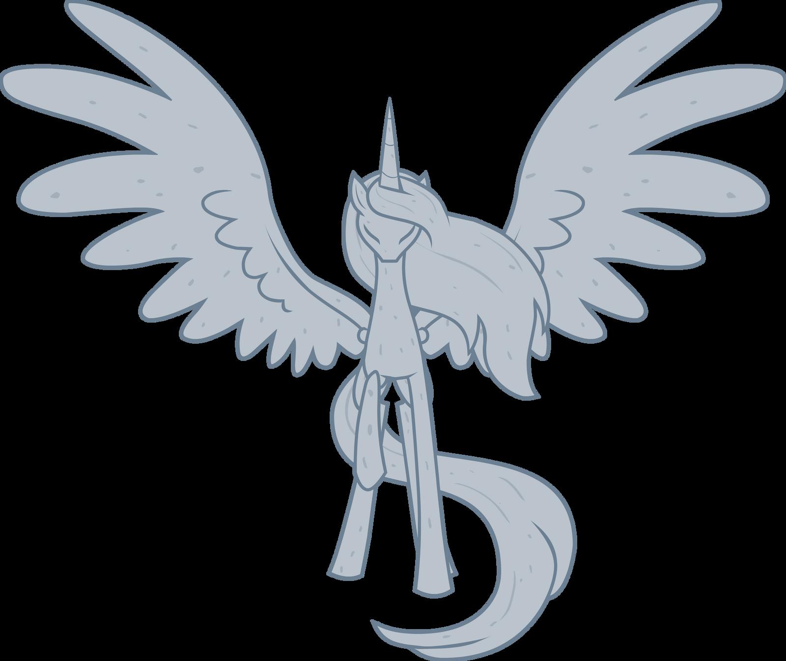 My little pony male alicorn base