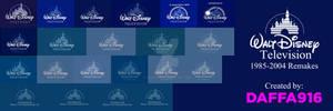 Walt Disney Television (1985-2004) remakes V2