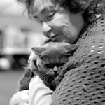 Granny and Cat