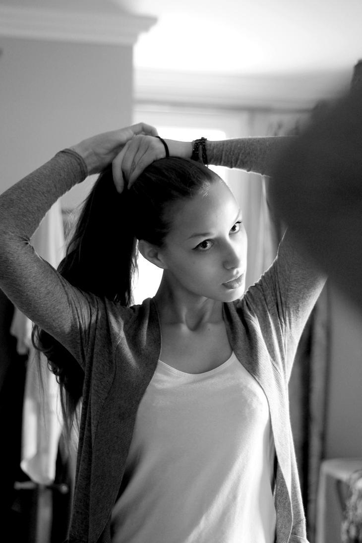 Agneta in morning by SmileyG