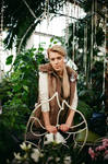 Madara on film in Botanic garden 14