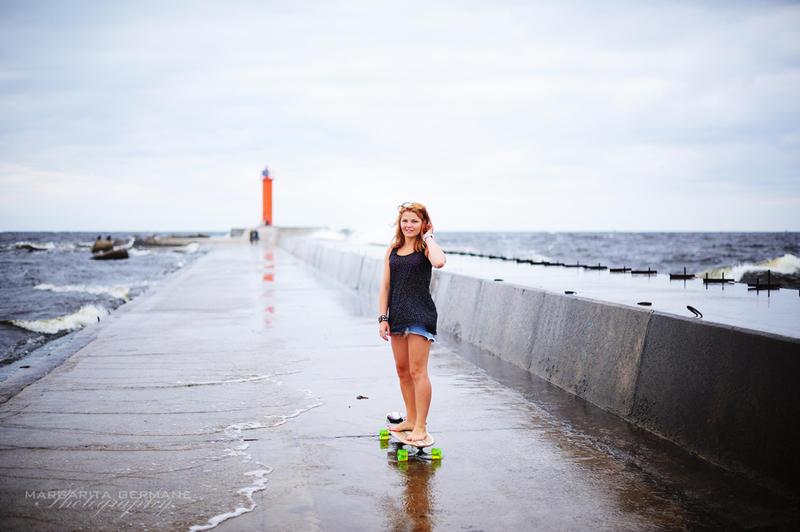 Longboards rolling @ Mangalsala 18_Liva by SmileyG