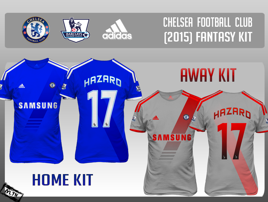 Chelsea-fantasy-kit By MTharwt On DeviantArt
