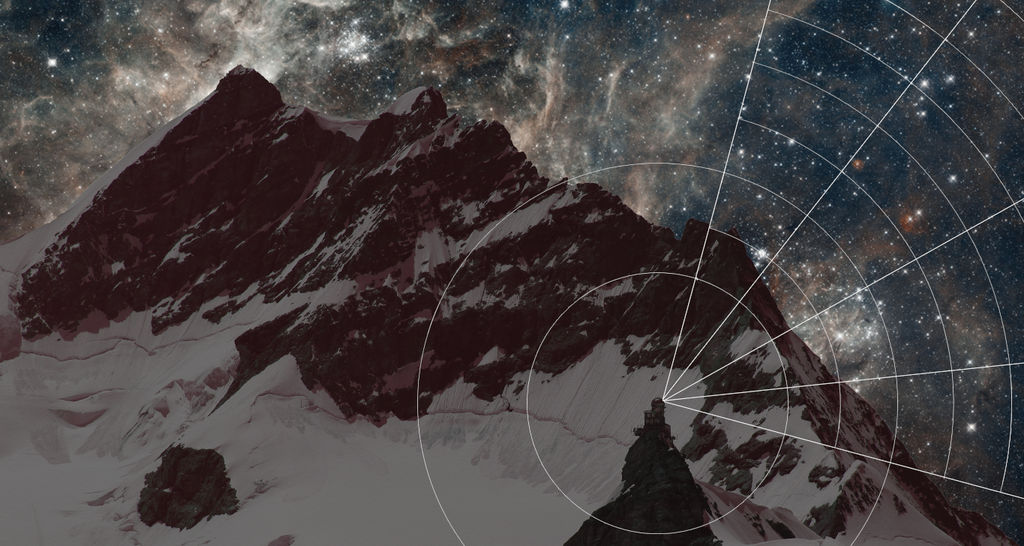 Mountains and space: Explorative guidelines