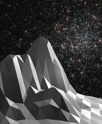 Mountains and Space: Polygonal Exploration 1