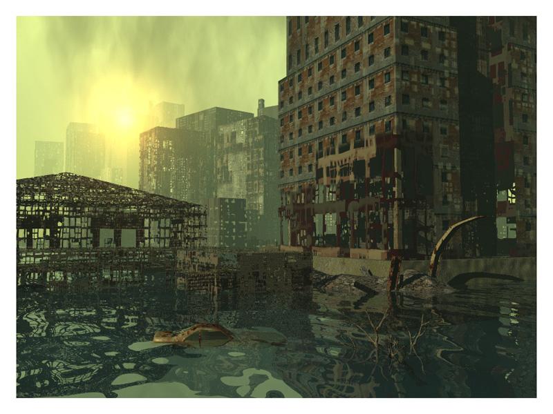 Apocalypse by Malthus