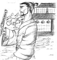 samurai by karonth