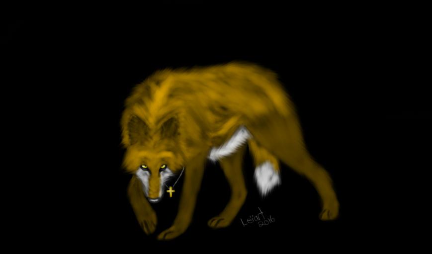 Julian( The Werewolf) by cristalheart7
