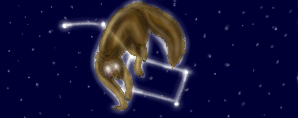 BearStar by cristalheart7