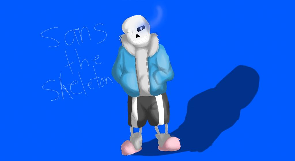 Sans The Skeleton by cristalheart7