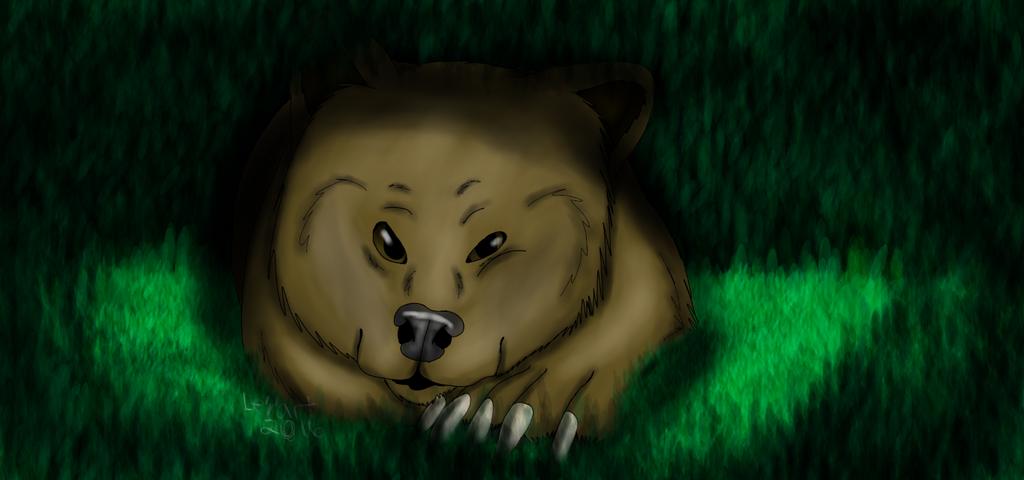 Teddy Bear by cristalheart7