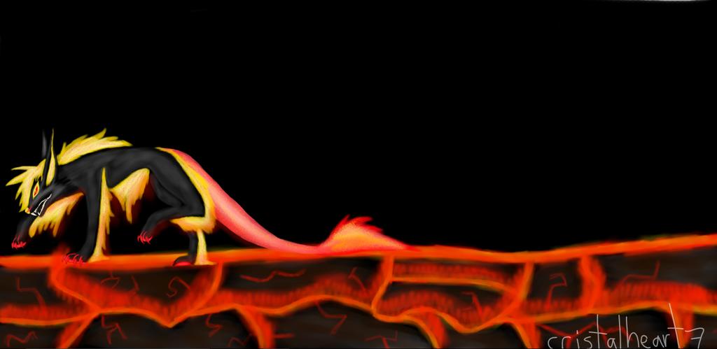 Lava World by cristalheart7