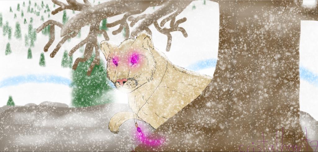 Kuga The Cougar by cristalheart7