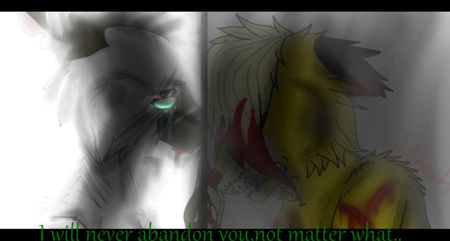 ...No matter what... by cristalheart7