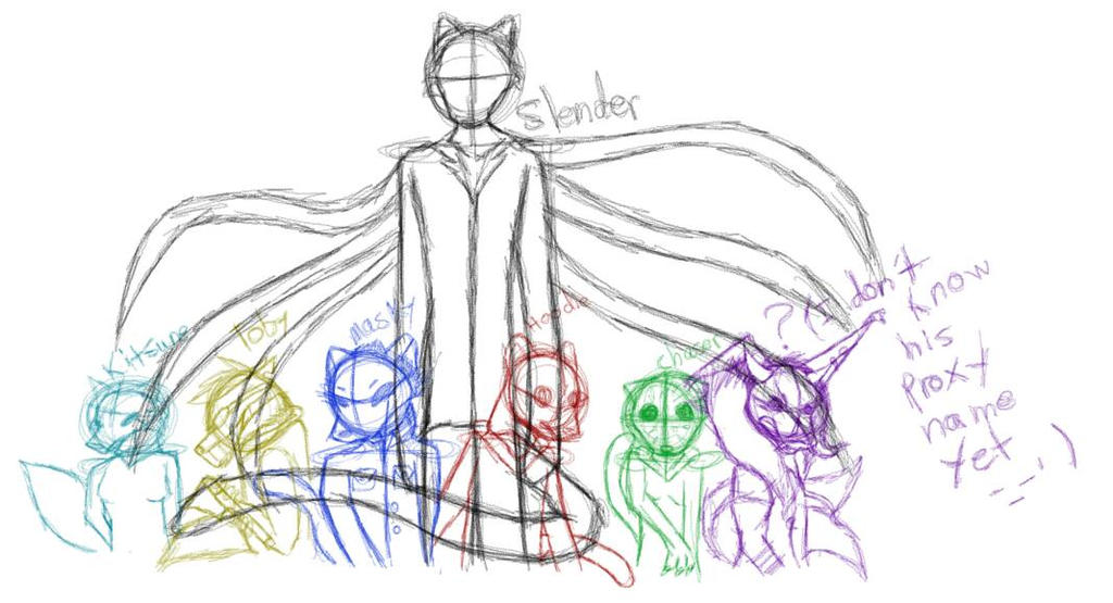 Proxies for once and for all(trailer drawing)  by cristalheart7