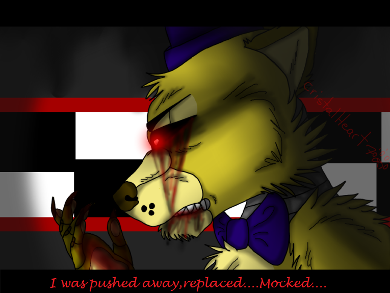 I was pushed away,replaced...Mocked.. by cristalheart7