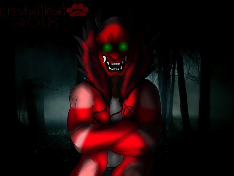 Diablo by cristalheart7