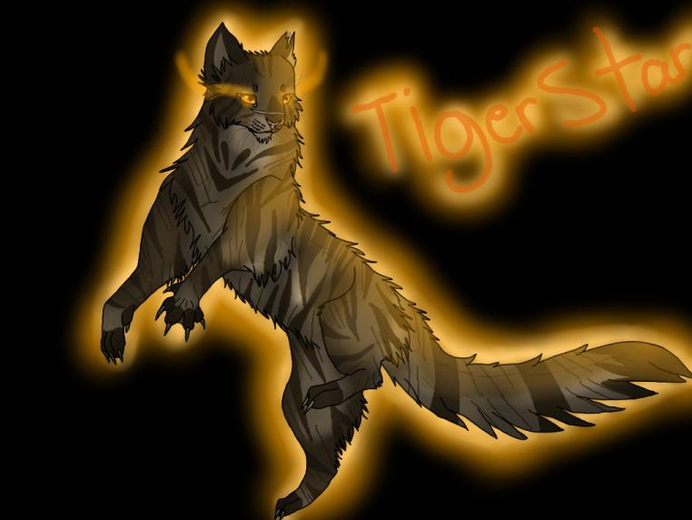 TigerStar by cristalheart7