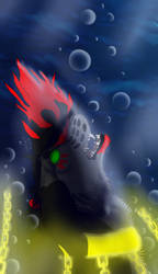 Drowning by cristalheart7