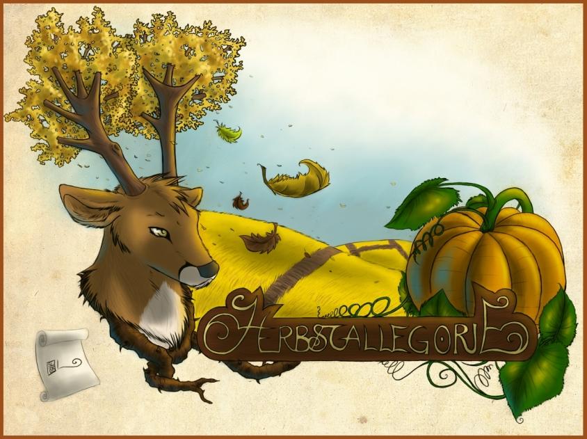 Herbstallegorie by GothWolf-Lucifur