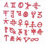Glyph Text