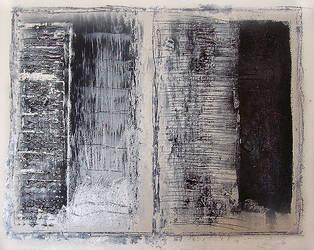 Book II Empty Walls by lien