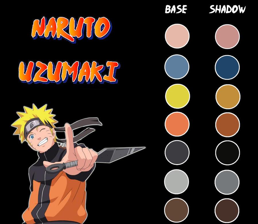 Naruto Shippuden - Anime Color by Ade-R on DeviantArt