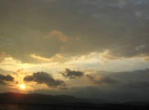 Sunset Soon Forgotten