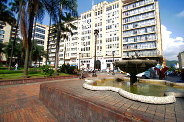 Plaza de Caycedo