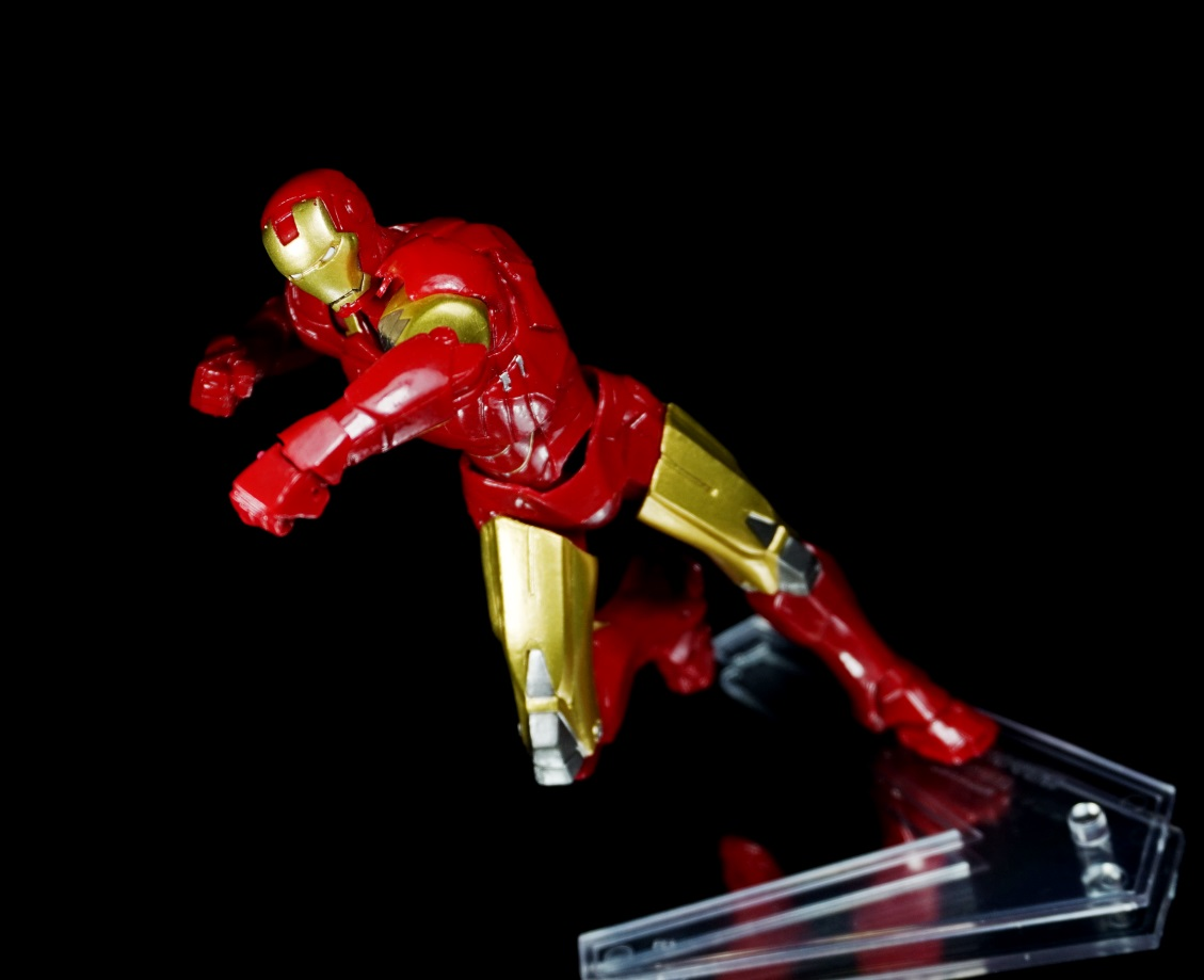 Revol mini iron man mark vi 02 by infinitevirtue on deviantart - Mini iron man ...