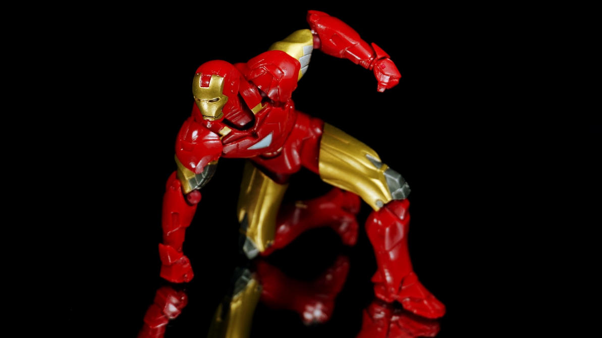 Revol mini iron man mark vi 01 by infinitevirtue on deviantart - Mini iron man ...