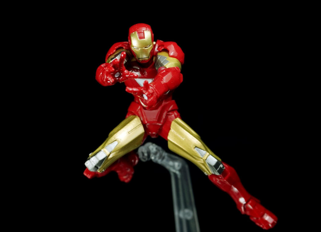 Revol mini iron man mark vi 03 by infinitevirtue on deviantart - Mini iron man ...